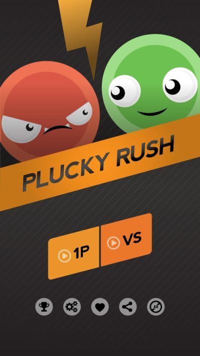 plucky rush cheats