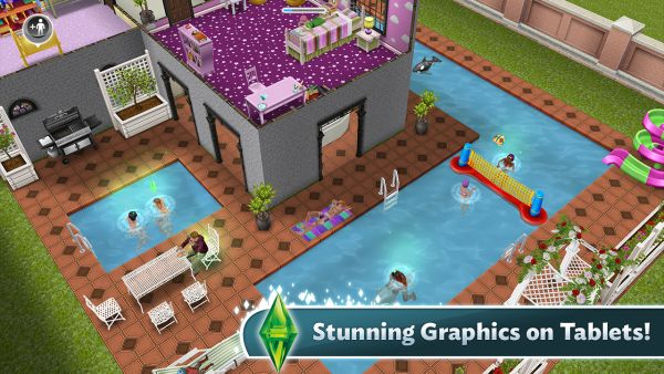 the sims freeplay tips