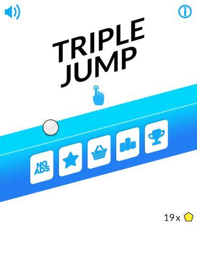 triple jump cheats