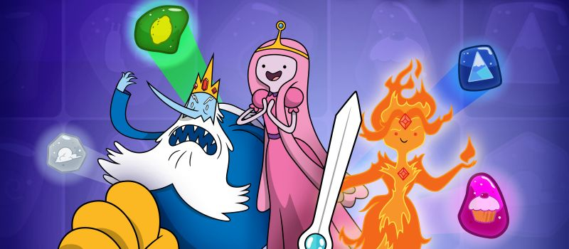 adventure time puzzle quest cheats