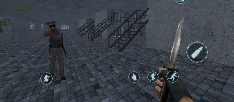 alcatraz prison escape 3-D cheats