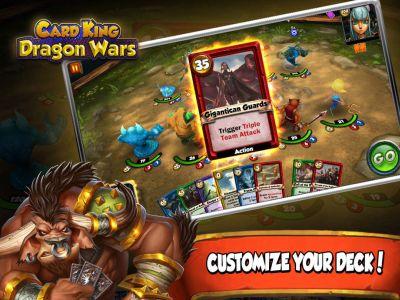 card king: dragon wards tips