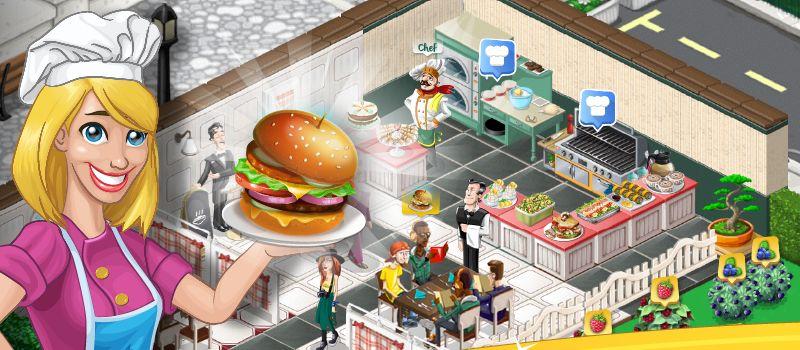 chef town cheats