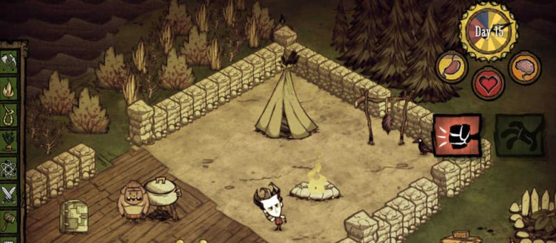 don't starve pocket edition cheats