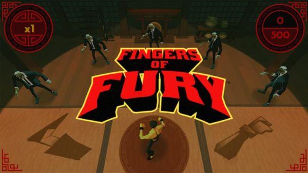 fingers of fury cheats