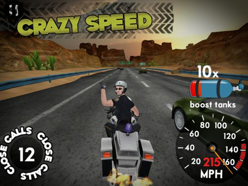 highway rider strategy guide