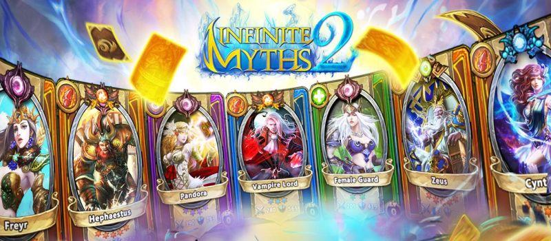 infinite myths 2: soul lords cheats