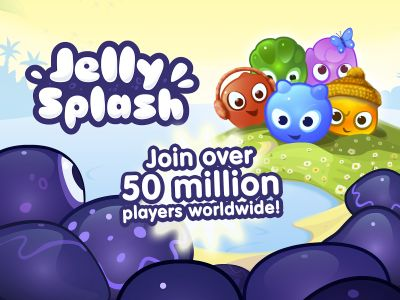 jelly splash cheats