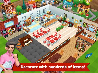 Play Free Restaurant Games - Cooking Games