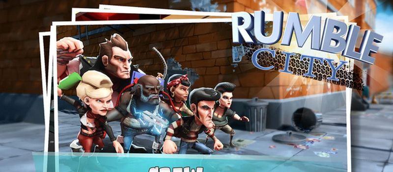 rumble city cheats