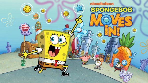 spongebob moves in cheats