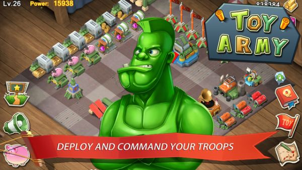 toy army cheats