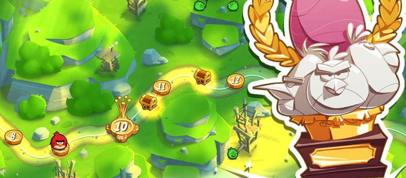 Angry Birds Action! Debuts in New Zealand Available for Android and iOS