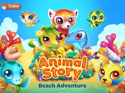 animal story: beach adventure cheats