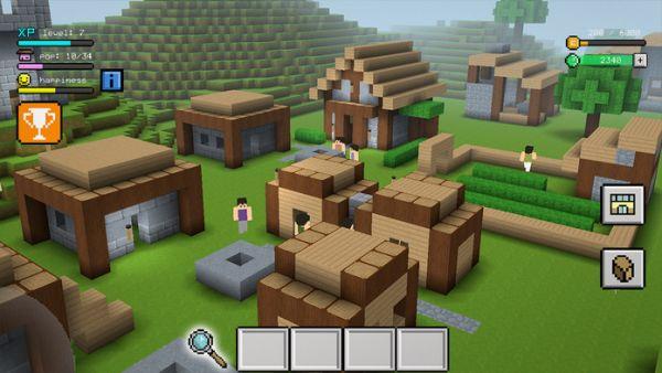 ApkMod1.Com Block Craft 3D: Building Game v2.10.3 + MOD (Mod Money) download free Android Game Simulation