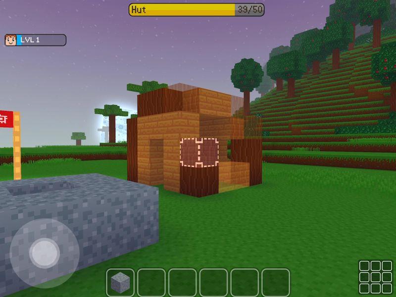 block craft 3d hints