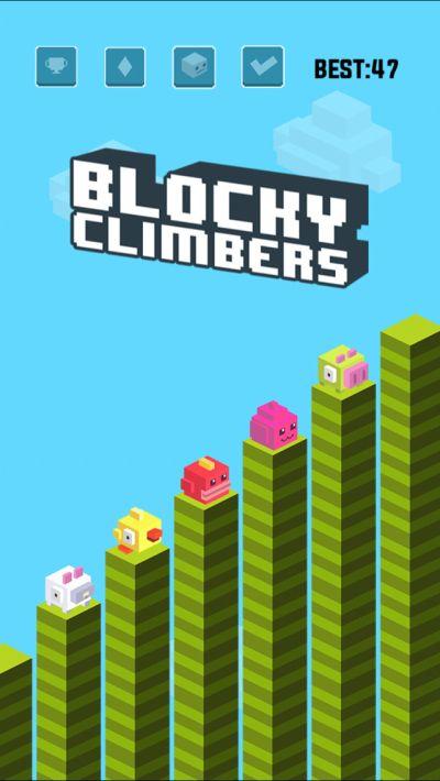 blocky climbers cheats