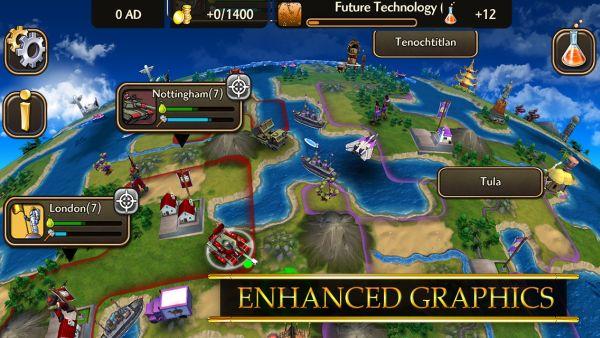 civilization revolution 2 cheats