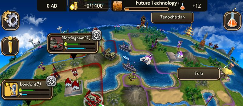 civilization revolution 2 cheats