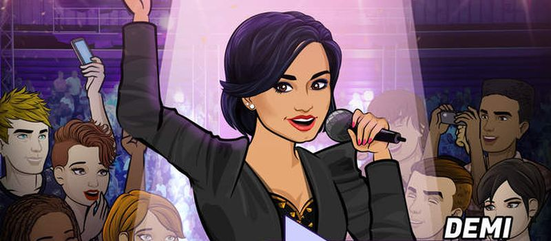 demi lovato: path to fame cheats