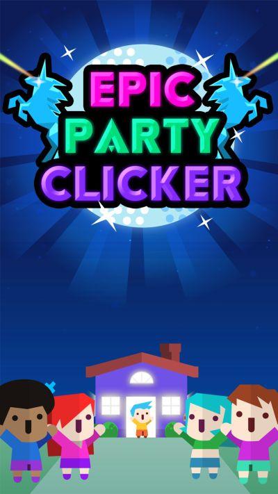 epic party clicker cheats
