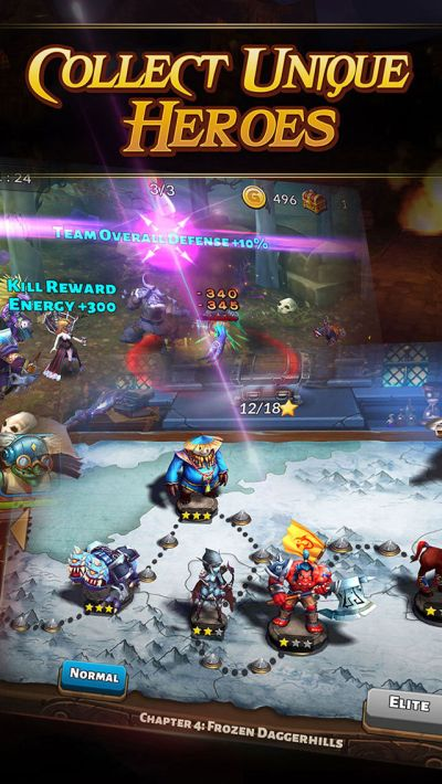 heroes and titans: 3d battle arena cheats