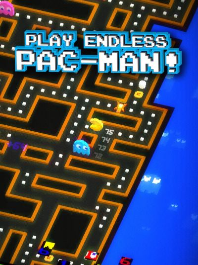 pac-man 256 cheats
