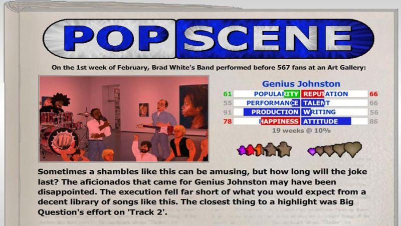 popscene performance