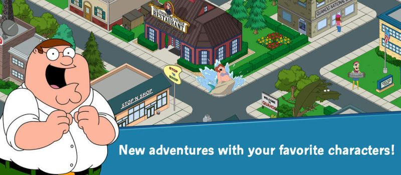 family guy the quest for stuff peterpalooza update cheats