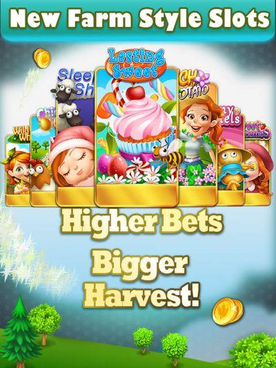 harvest slots guide