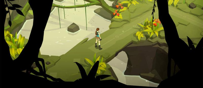lara croft go guide