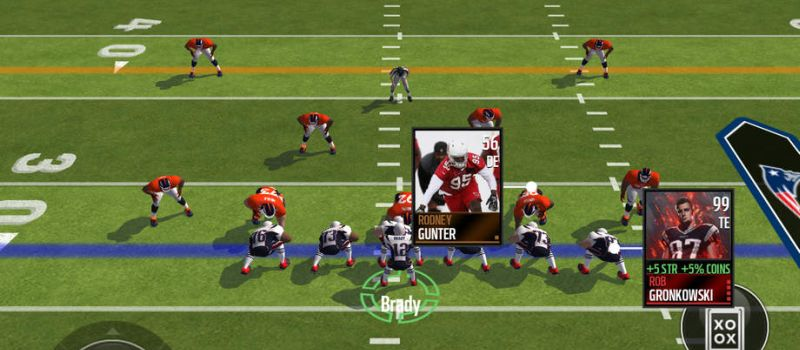 Madden nfl mobile tips cheats strategy guide how to for Laden mobel
