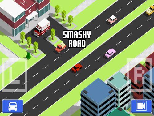 smashy road wanted tips
