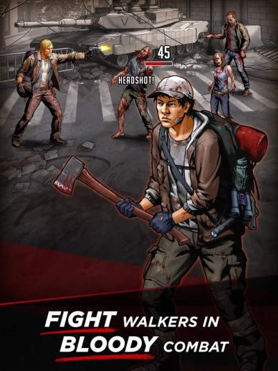 the walking dead: road to survival cheats