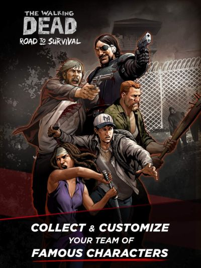the walking dead: road to survival upgrade guide