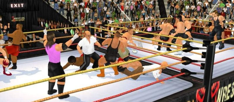 wrestling revolution 3d tips