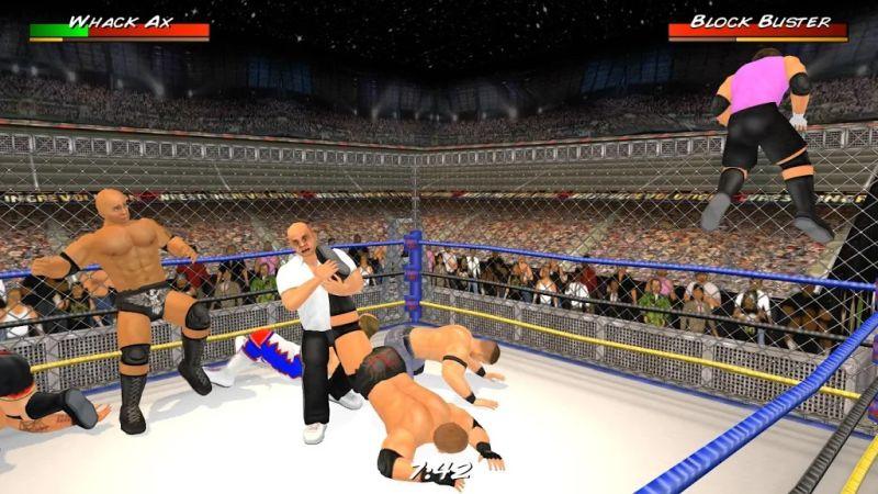 wrestling revolution 3d tips