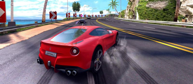 asphalt 7: heat tips