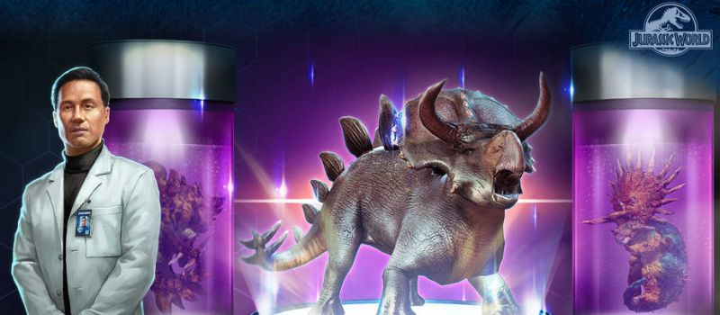 jurassic world the game how to evolve dinosaurs