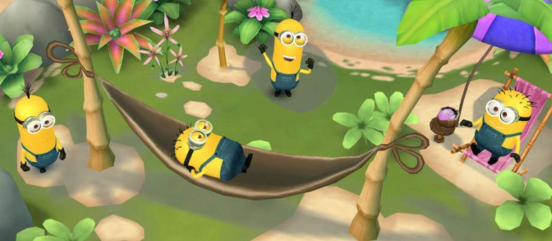 minions paradise strategy guide