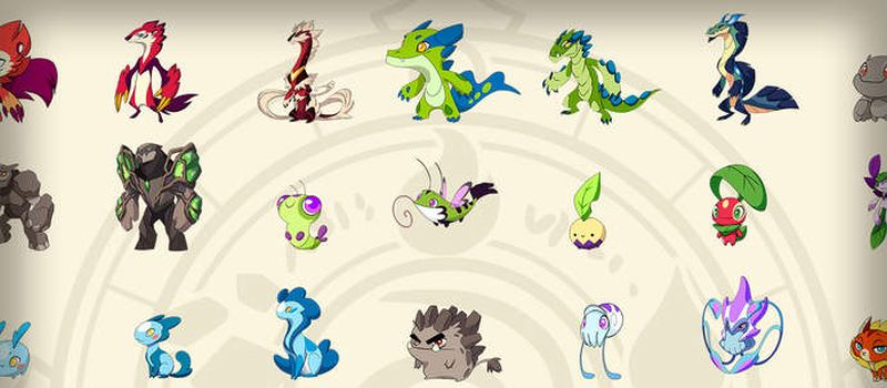 mino monsters 2: evolution unlock rare minos