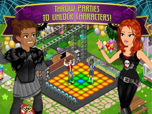 Monster High @ High School Story Tips, Cheats & Guide: How to Unlock