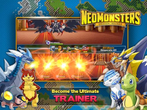 neo monsters tips