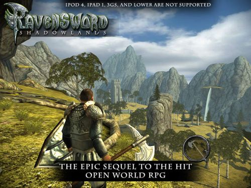 ravensword shadowlands tips