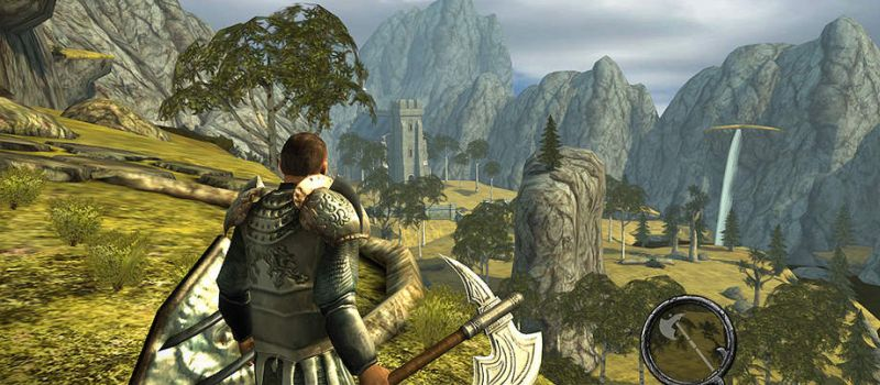 ravensword shadowlands walkthrough