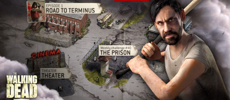 the walking dead: no man's land tips