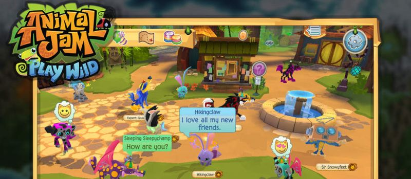 animal jam play wild tips
