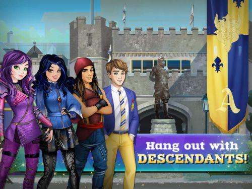 descendants tips