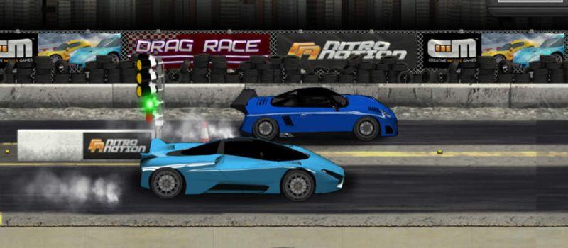 drag racing classic cheats