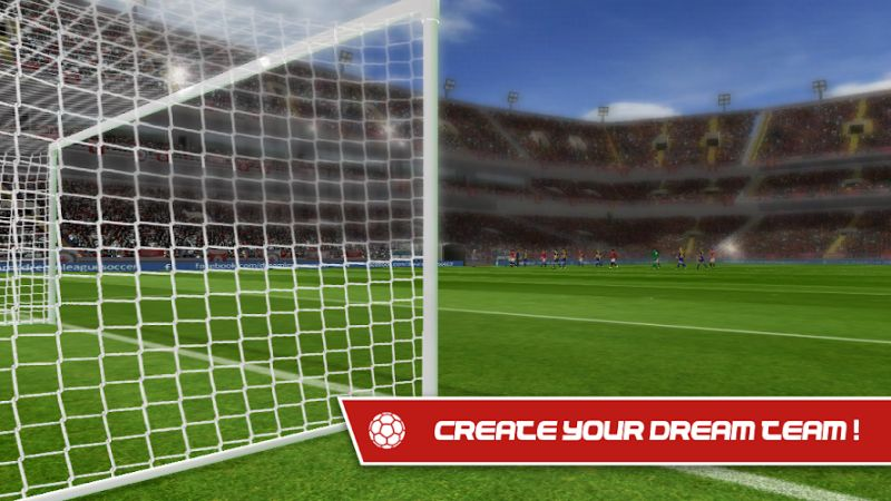 dream league soccer 2016 dream team